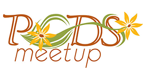 PODS Meetup Logo